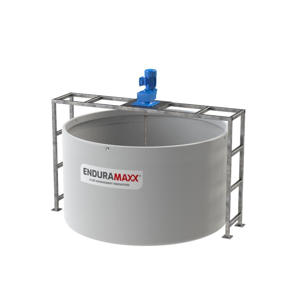 Enduramaxx 2800 Litre Mixer Tank - Natural