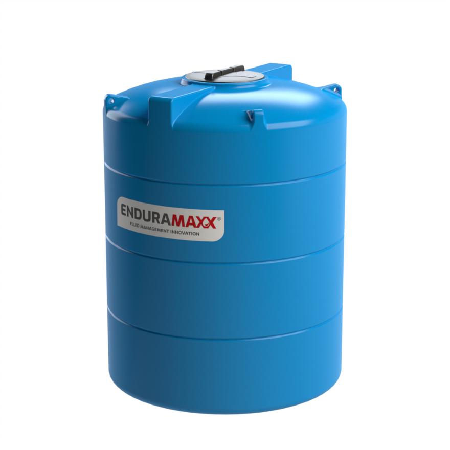 2,500 litre emergency milk tank - 17221008MT