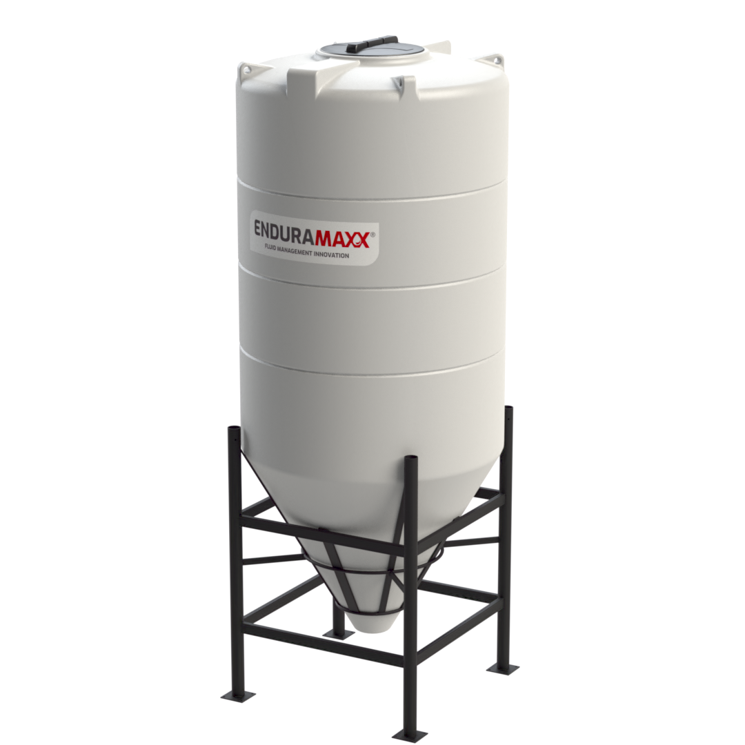 2000 Litre Plastic Fermentation Tank With Stand