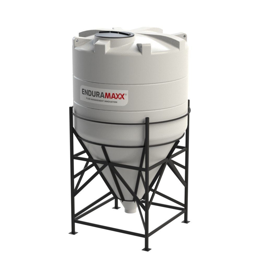 6000 Litre Plastic Fermentation Tank With Stand