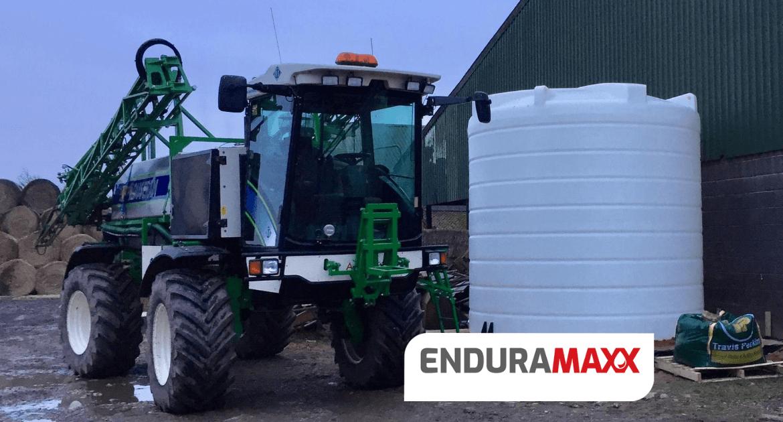 Can you use plastic tanks for long term fertiliser storage?