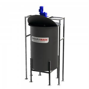 Conical Mixer Tanks