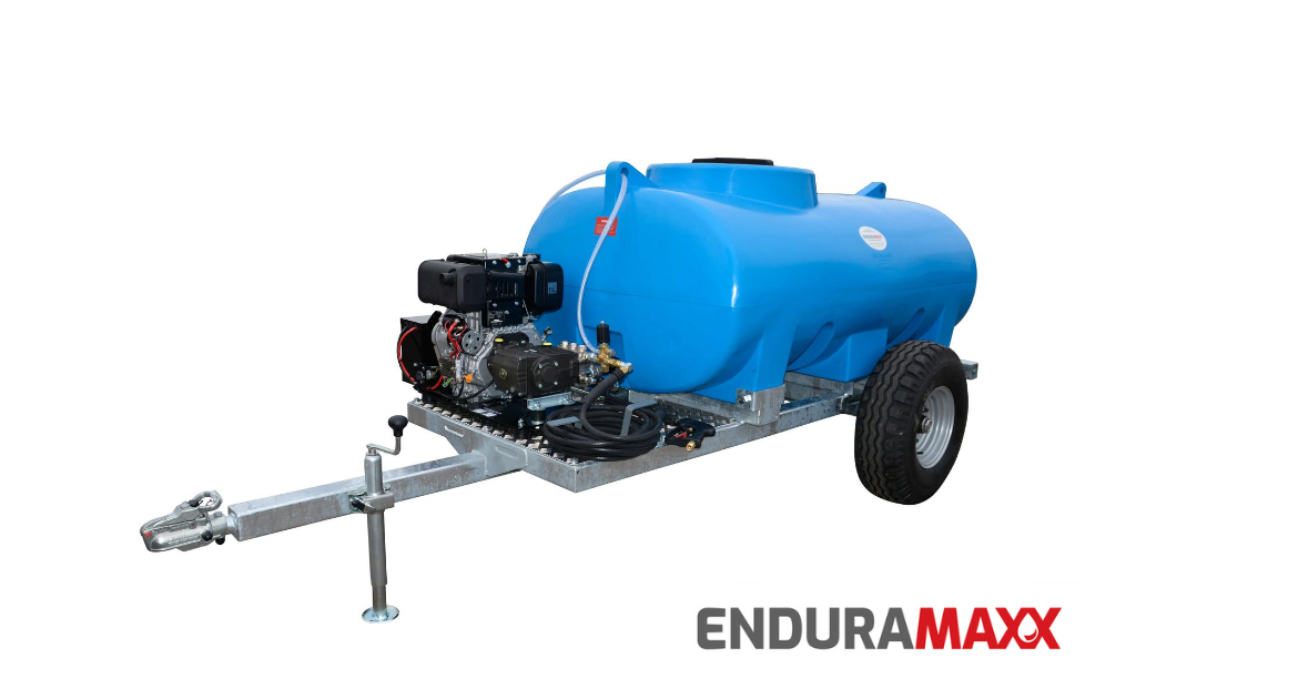 Enduramaxx Diesel Pressure Washers For UK Construction