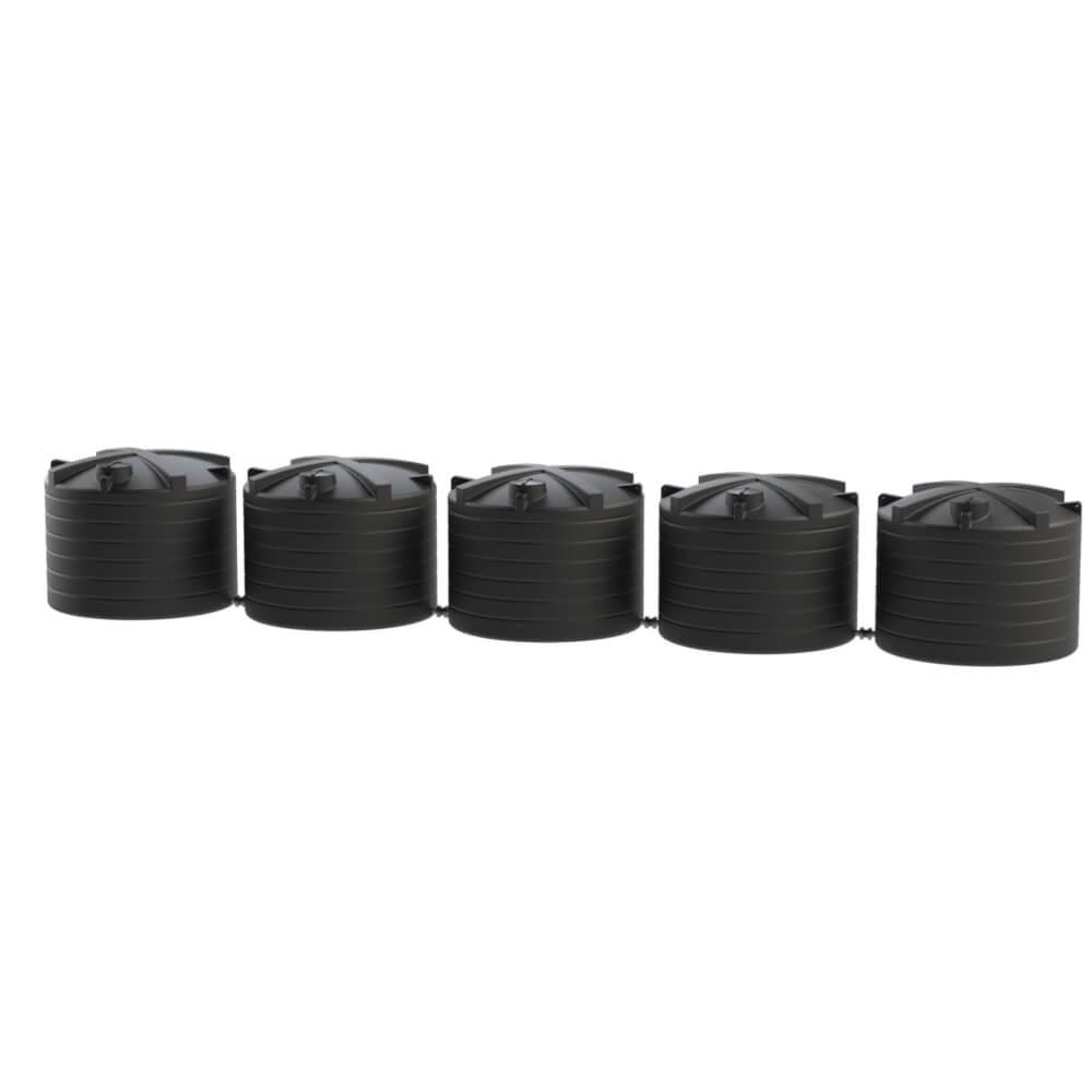 Enduramaxx-17221000-100000-Litre-Potable-Water-Tank-Black
