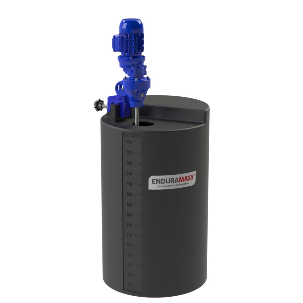 Enduramaxx-300-Litre-Mixer-Tank-With-Mixer-Black