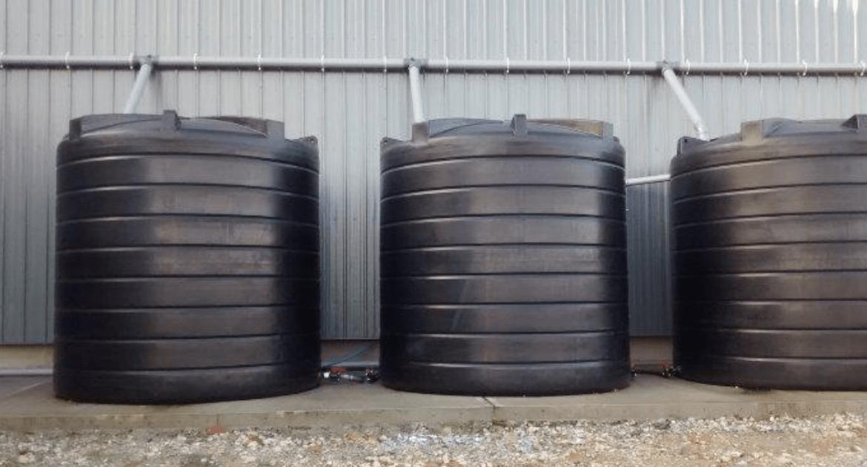 Choosing Your Rainwater Tank Location