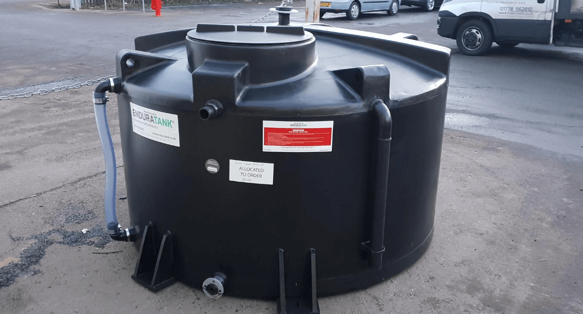 Choosing the Right Chemical Tank
