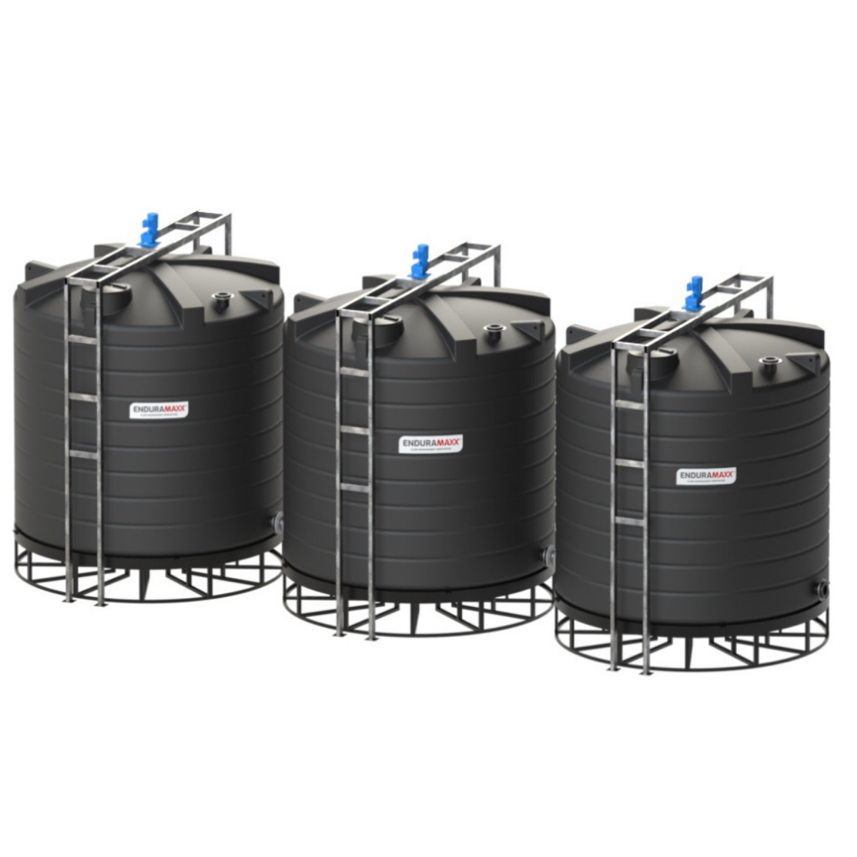 Enduramaxx Dished Based Solids Settling Tank