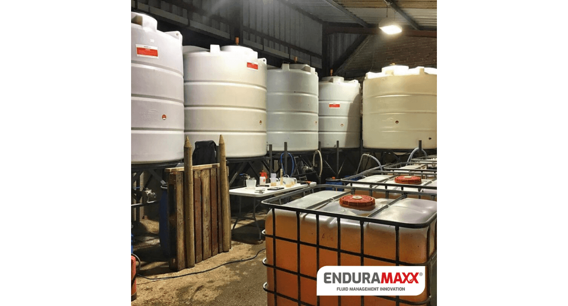 Storage Tanks for CIP Clean In Place Systems