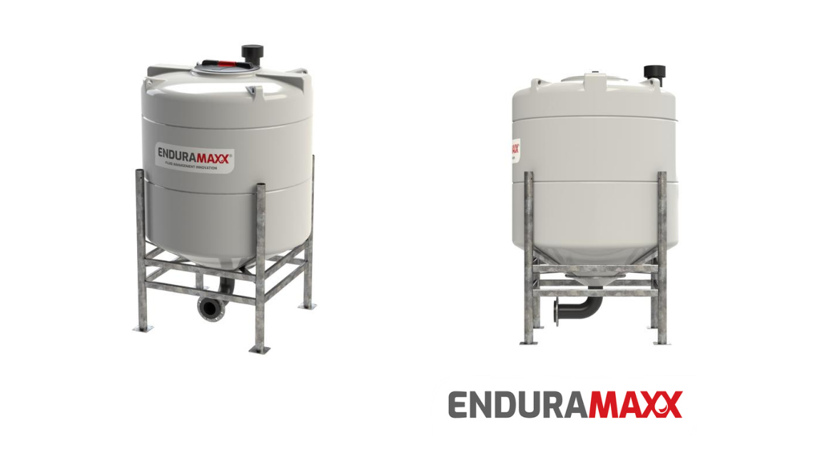 Enduramaxx Why Cone Bottom Tanks are Perfect for your Business
