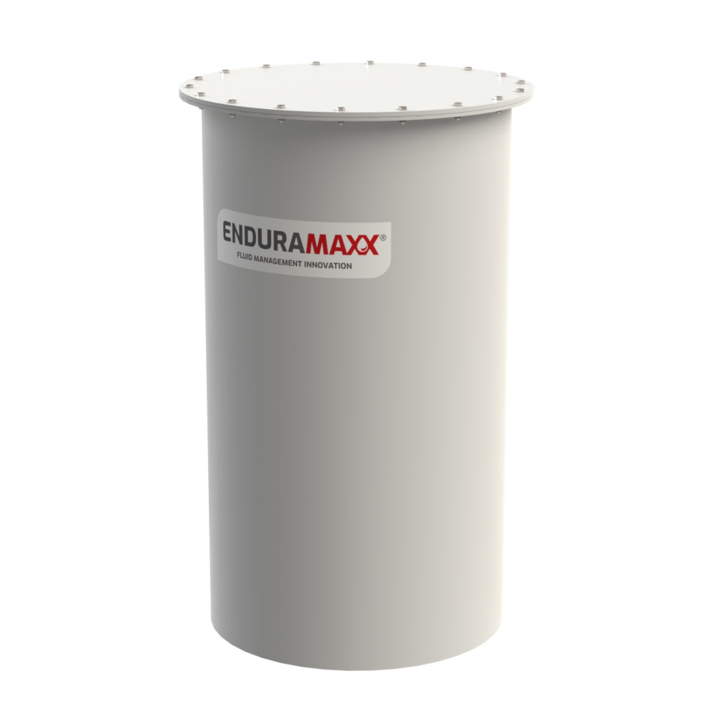 400 Litre Batch Tank – Bolted Lid