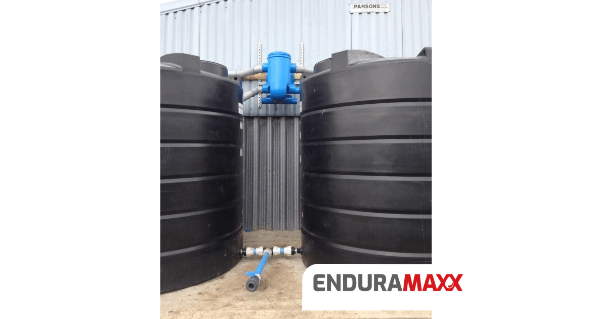 Benefits of linking water tanks