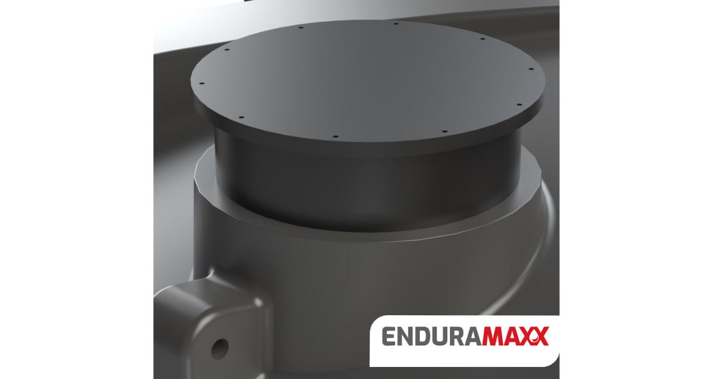 Enduramaxx Correct lid for fuming chemicals