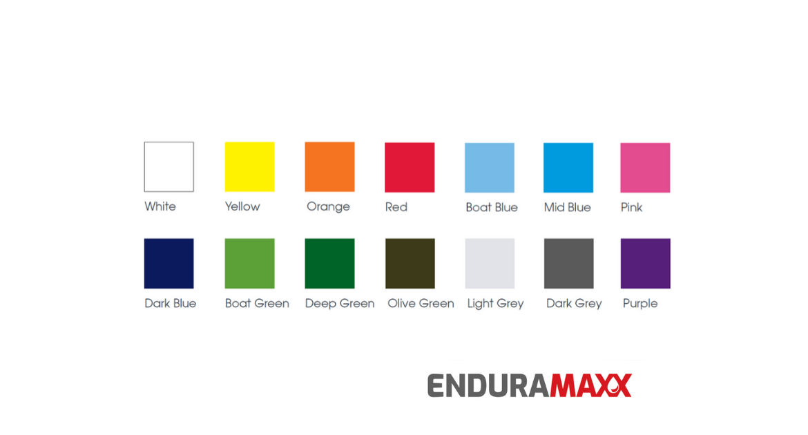 Enduramaxx Custom Colours For Chemical Storage Tanks