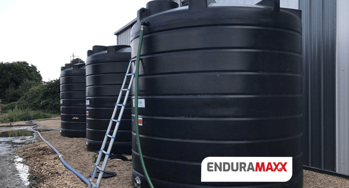 Our Large Round Plastic Water Tanks