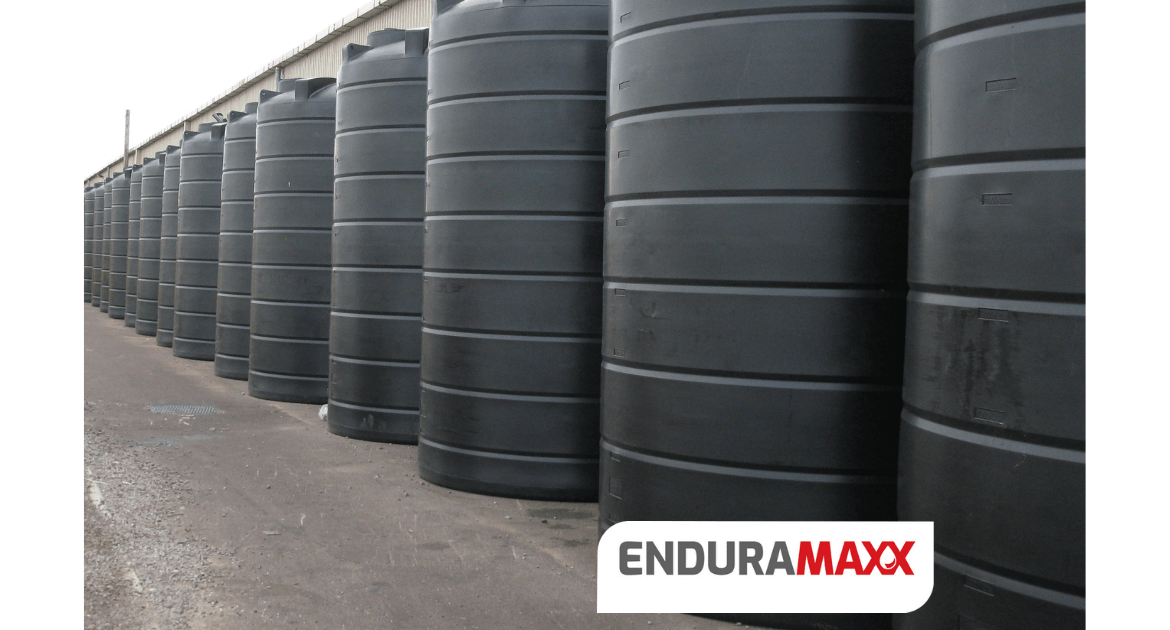 Multiple Plastic Tanks For Water Storage