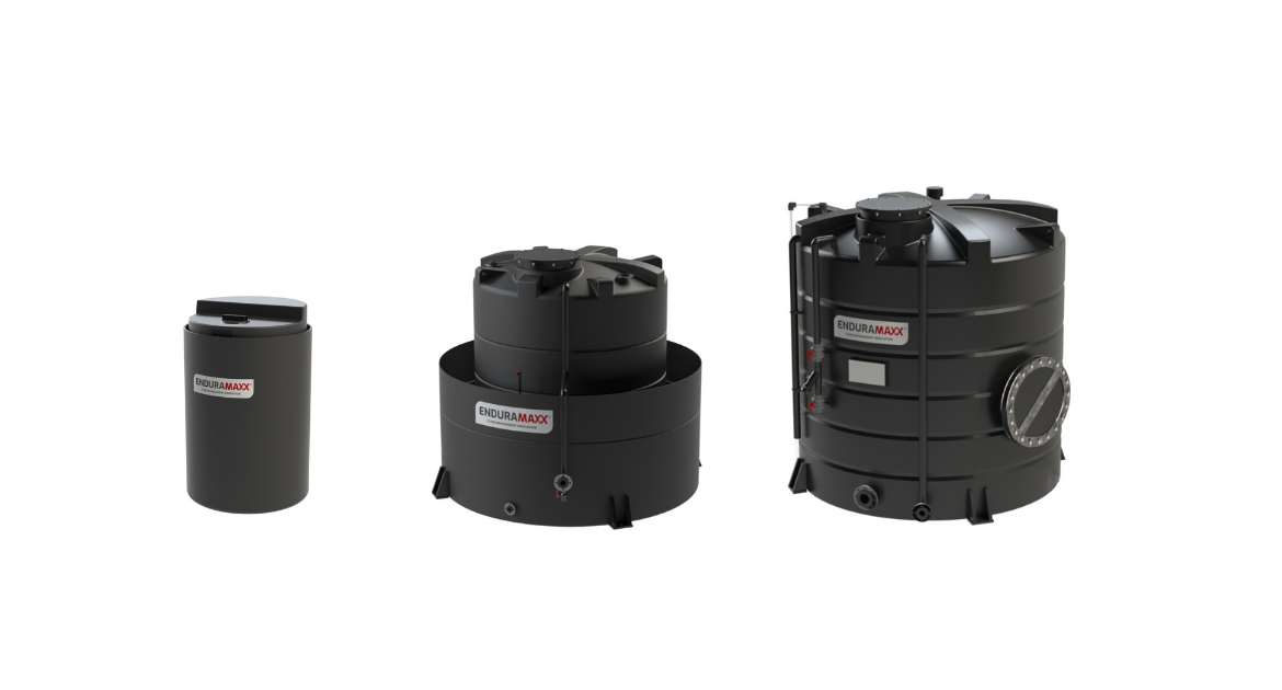 Enduramaxx Need a Polyethylene Chemical Tank Fast