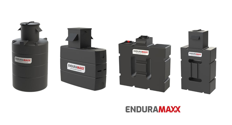 Enduramaxx New slimline fire sprinkler water tanks
