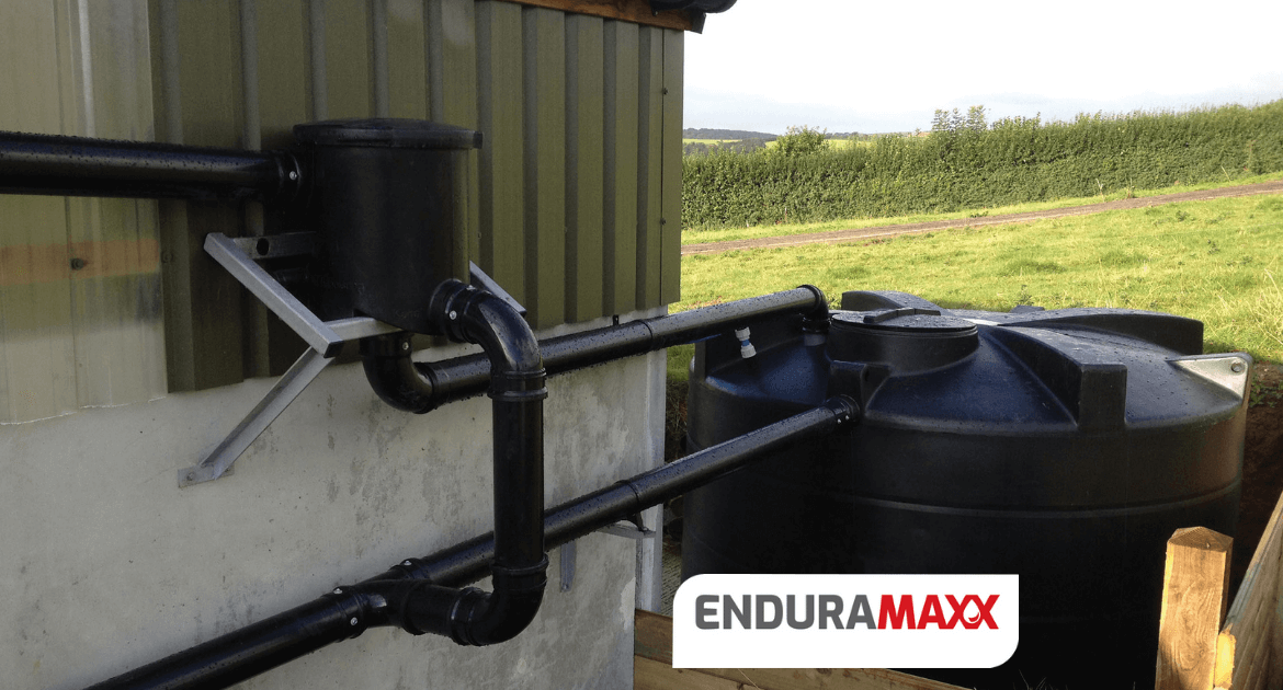 Save Water with the Best Quality Rainwater Tanks