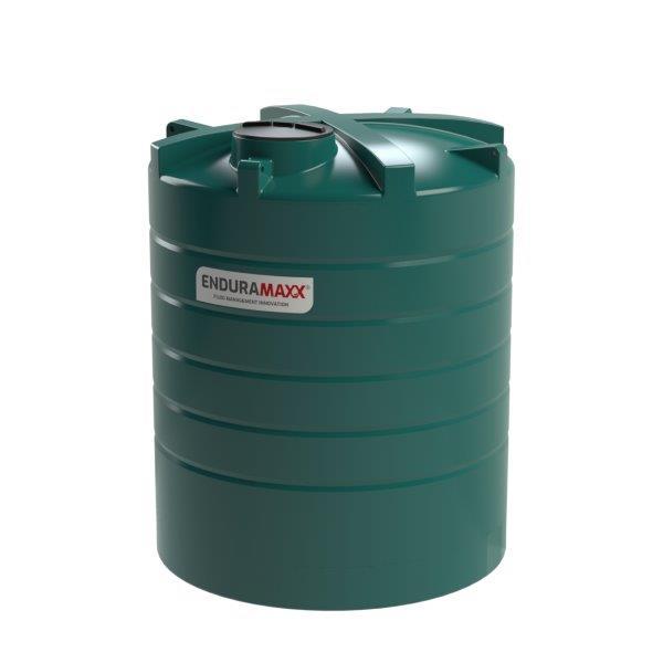 17212603 12,000 Litre Water Tank, Non-Potable Green