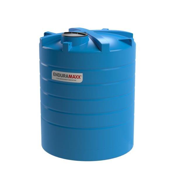 17212608 12,000 Litre Water Tank, Non-Potable Blue