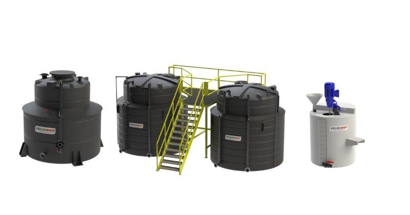 Enduramaxx Correct Polymer Storage why specialised tanks are needed