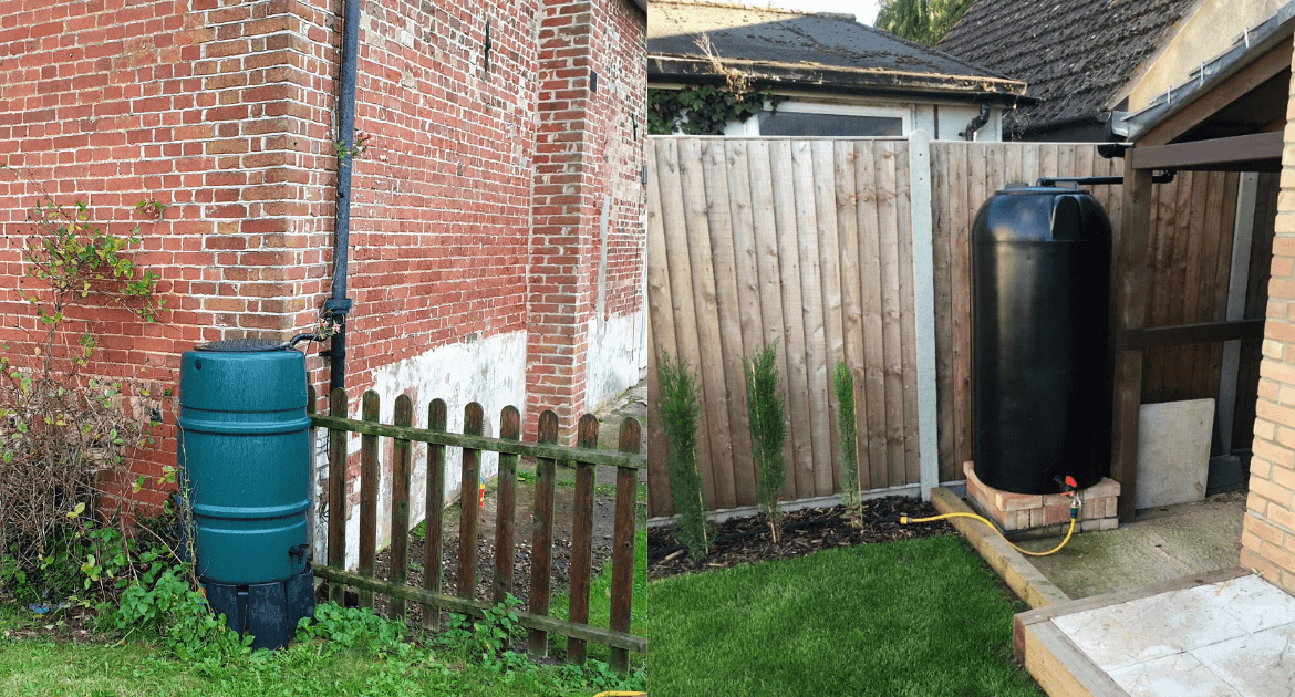 How to collect rainwater for your garden