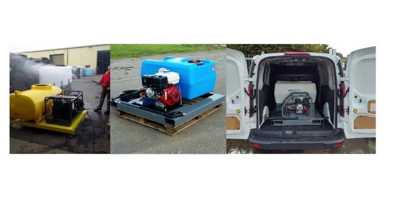 Enduramaxx Water Tanks For Pressure Washers