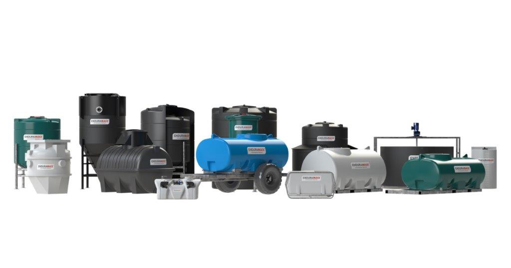 Enduramaxx What are the different types of water tanks