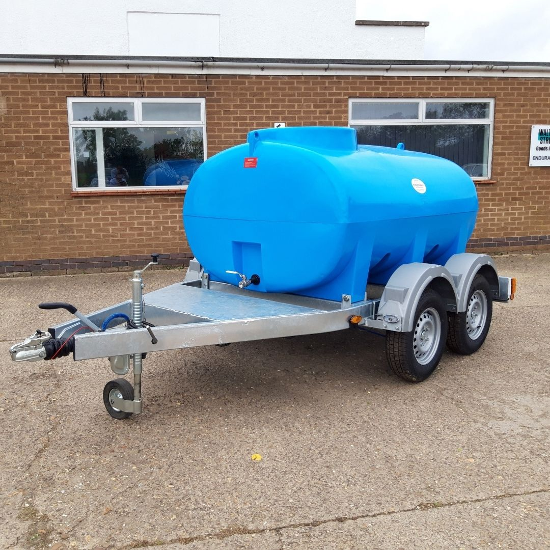 1,500 litre Drinking Water Bowser, Highway