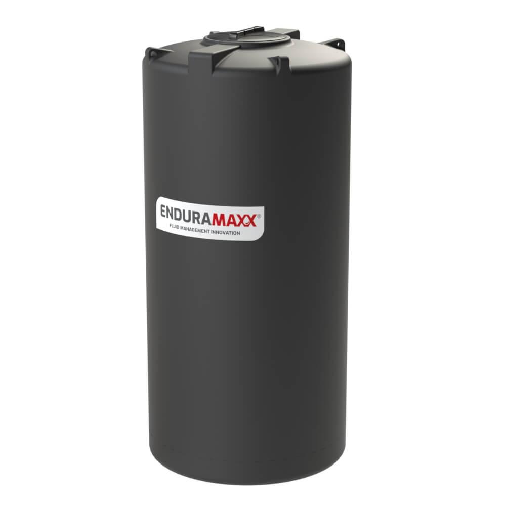 1722085 2,500 Litre Industrial Water Tank Black