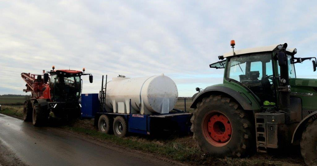 Enduramaxx Prepare for the Spring Liquid Fertiliser Season Now