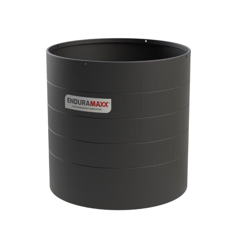 172029 15,000 Litre Open Top Tank - Black (1)