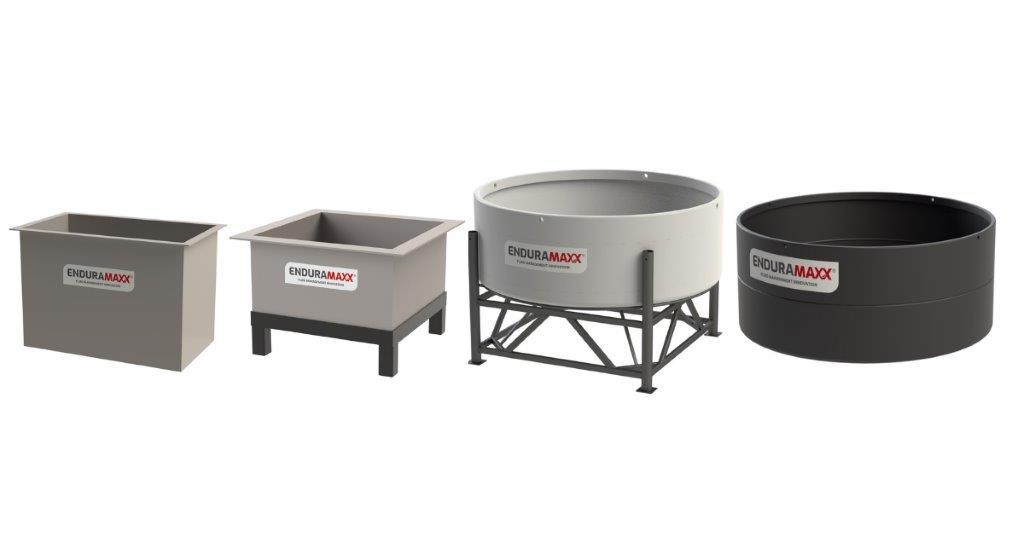 Enduramaxx Aquaculture Tanks, Our Core Products