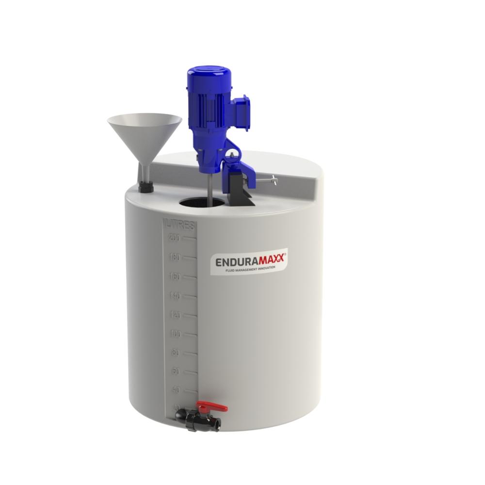 Enduramaxx Chemical Mixer Tank With Agitator
