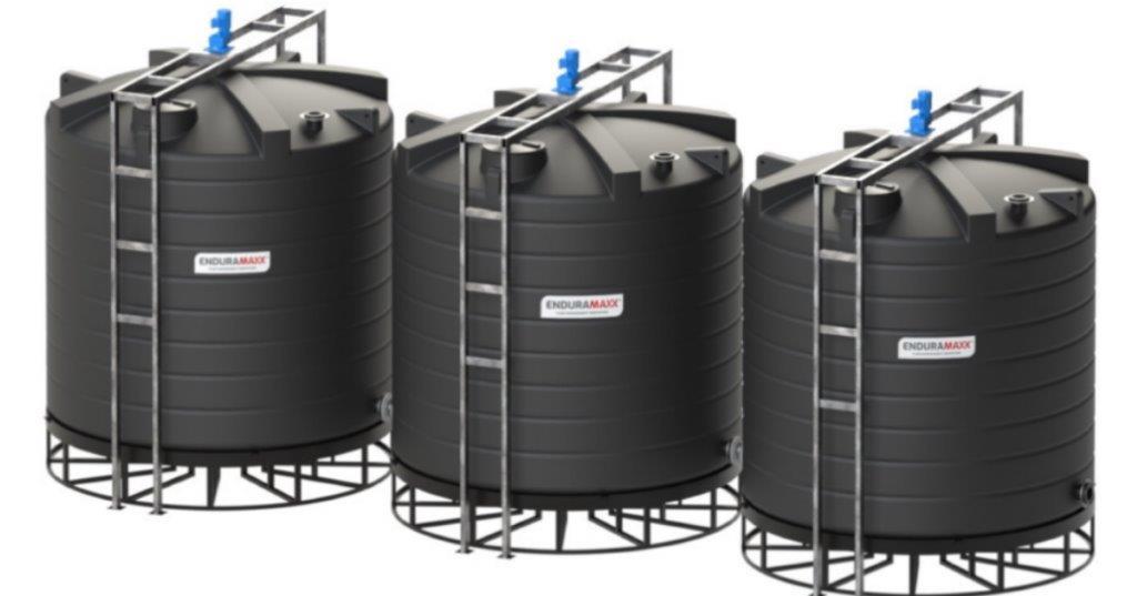 Enduramaxx Dished Based Solids Settling Tanks