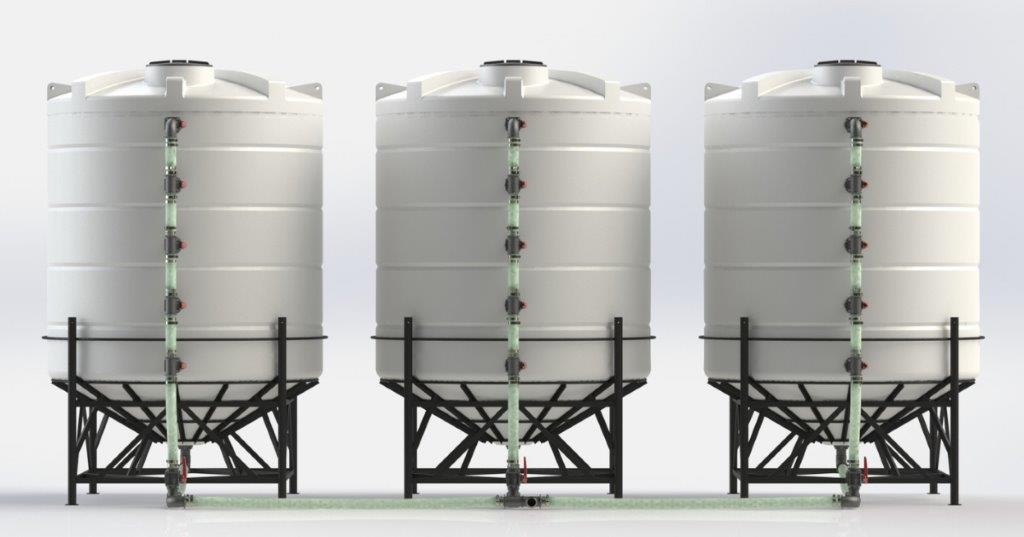 Enduramaxx Primary Settlement Tanks In Water Treatment, why they are used 1