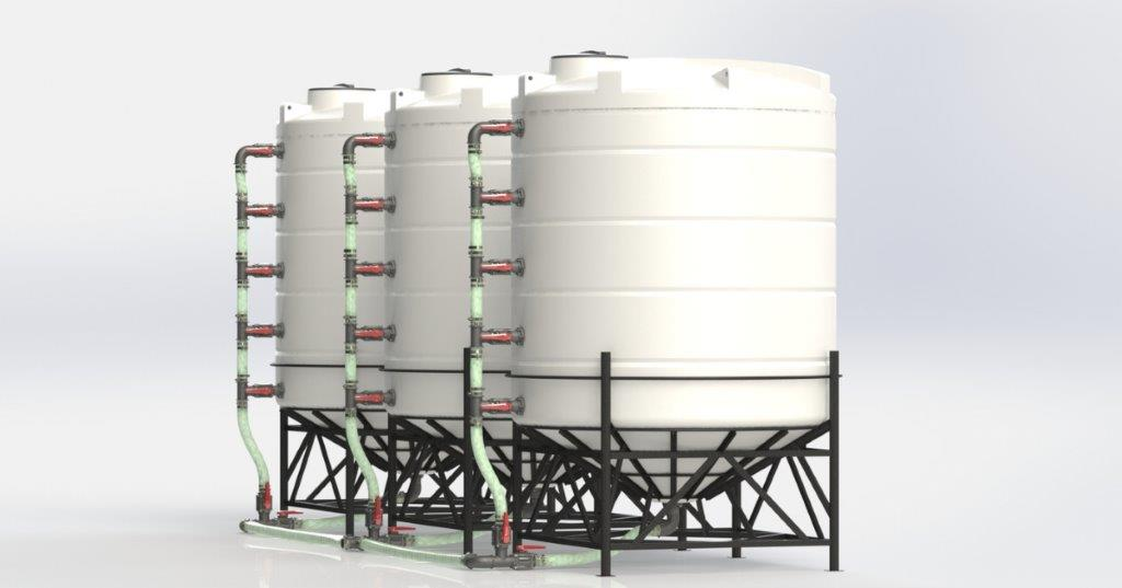 Enduramaxx Primary Settlement Tanks In Water Treatment, why they are used