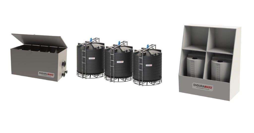 Enduramaxx Primary Water Treatment Tank Range, our Core Products