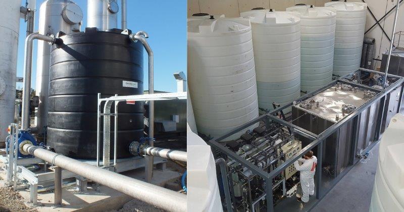 Enduramaxx Process Tanks, meeting your needs