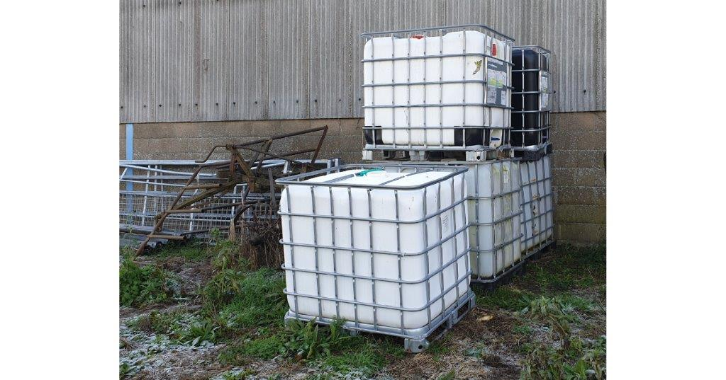 Enduramaxx Why Invest in Chemical Holding Tanks
