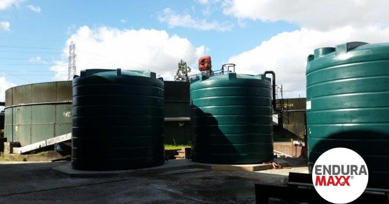 Enduramaxx Advantages of Conical Tanks for Effluent & Sludge