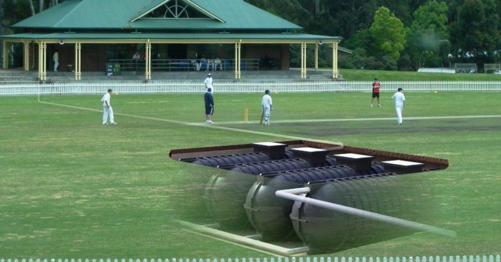 Enduramaxx Cricket Ground Irrigation Design
