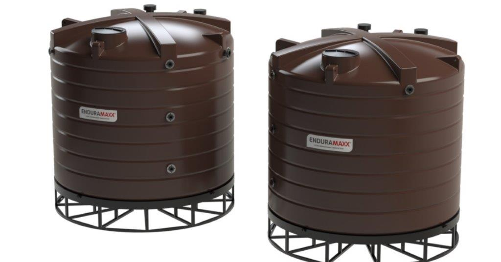 Enduramaxx Sludge tanks for abattoir & slaughterhouse water treatment