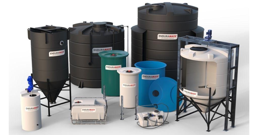 Enduramaxx Uses for liquid storage tanks