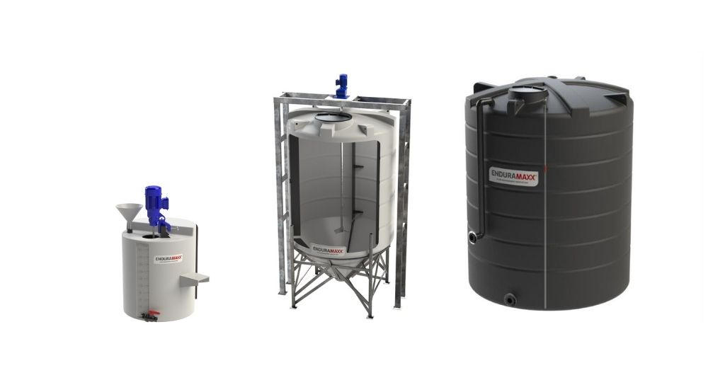 Enduramaxx Components of a Wastewater Treatment System
