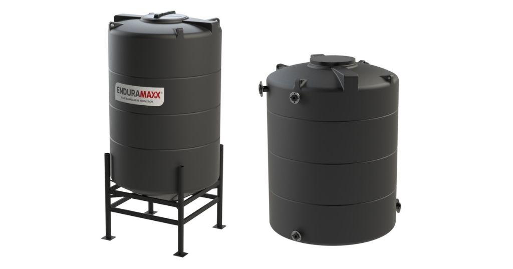 Enduramaxx Cone Tanks for Purified Water & Treated Water