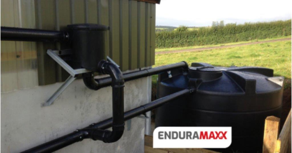 Enduramaxx Rainwater harvesting on the farm – is it right for you