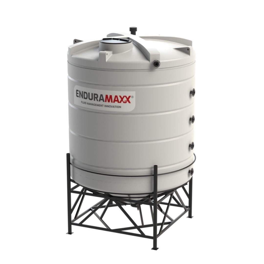 Enduramaxx 10m3 Conical Tanks for Yorkshire Bakery Wastewater Treatment (2)