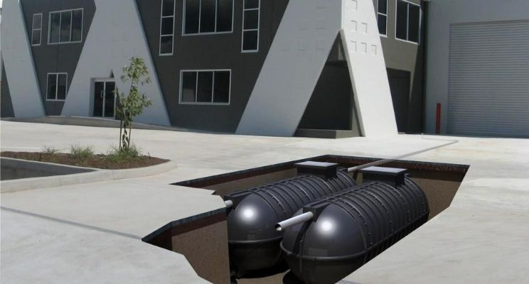 Enduramaxx Commercial Rainwater Harvesting for Commercial Businesses and Industry
